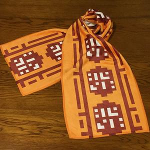 風ノ旅ビト スカーフ柄風マフラータオル