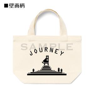 【風ノ旅ビト】ランチトートバッグ