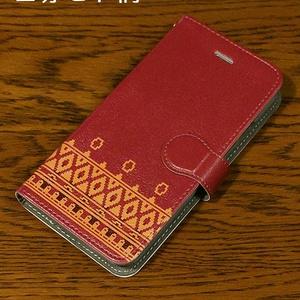 【風ノ旅ビト】iphoneX用 手帳型ケース