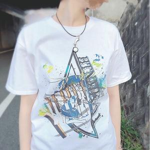 【超ボーマス42】初音ミク×Tシャツ