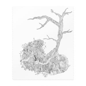 眼鏡拭き(殻を破る木)