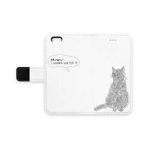 iphone6ケース(猫)