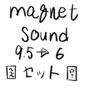 magnet sound ニコニコセット