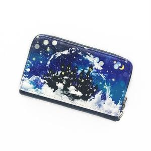 雲の上のガラスの城 ミニ財布・コンパクト財布