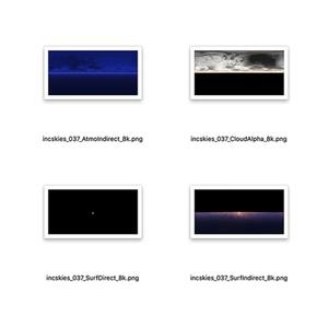 ++skies; 037 Additional Image Package Vol. 1