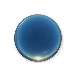 空の缶バッジ - C025C1