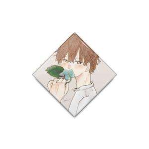 少年-紫陽花-