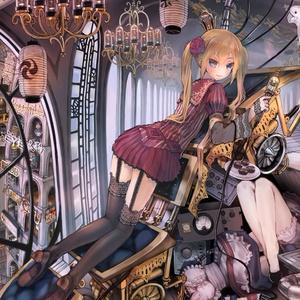 Robotic Lolita(カード・大判ポスター付)