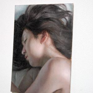 「残夏」油絵 原画