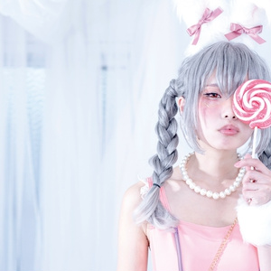 Candy cotton tail