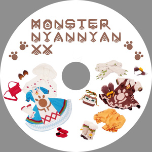 MONSTER NYANNYAN XX【パッケージ版】