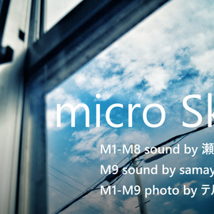 「micro Sky.」インストアルバム(DLカード)