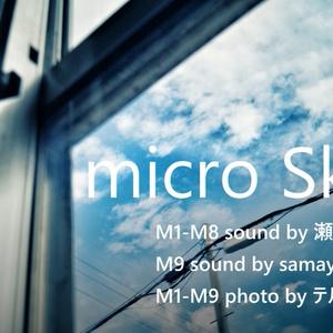 「micro Sky.」カード無し、ダウンロードのみ