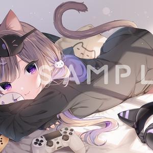 【〆】レオちゃんマウスパッド【壁紙特典付】