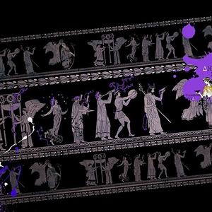 【電子版】<ディオニュソス狂乱祭>パンフレット+記念アンソロジー【古代ギリシャナイトΔ'】