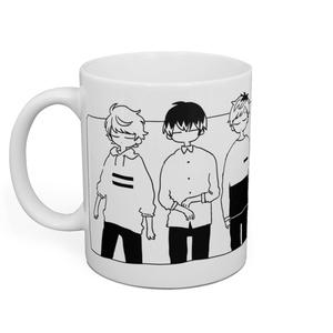 A3!マグカップ~春・秋~