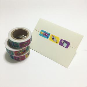 GOEI マスキングテープ