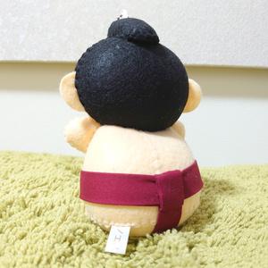 力士くんマスコット(Mサイズ)