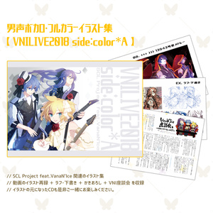 VNI LIVE 2018 side:color*A