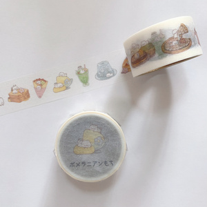 マスキングテープ(マシュマロ)