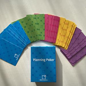 プランニングポーカー用カード
