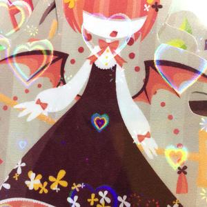 お菓子の悪魔『特別な日』シール