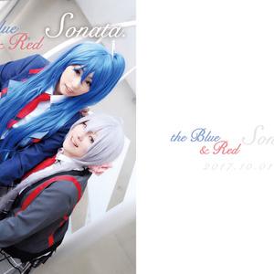 the Blue & Red Sonata