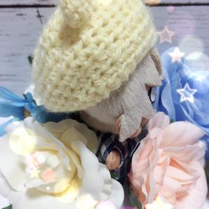 アニマルベレー帽