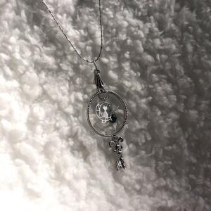 月猫の鍵ネックレス