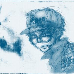 【終身名誉班長】眼鏡【一松】