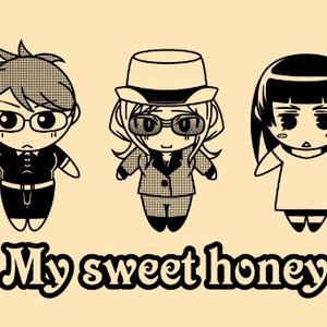 My sweet honey オリジナルトートバッグ