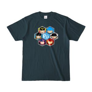 パシフィック・ガールTシャツ