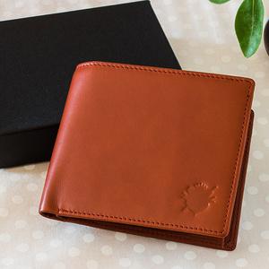 『大図書館の羊飼い』汐美学園公式校章入り革財布