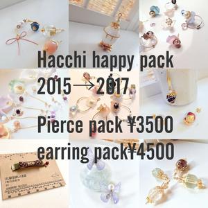 Hacchi happy pack