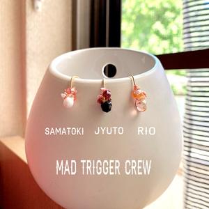【hypnosismic】drops pierce &earring