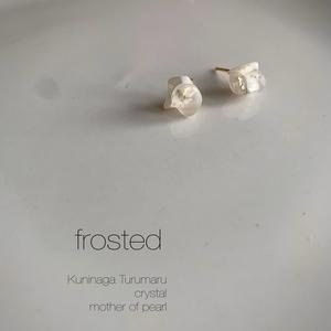 【とうらぶ】frosted