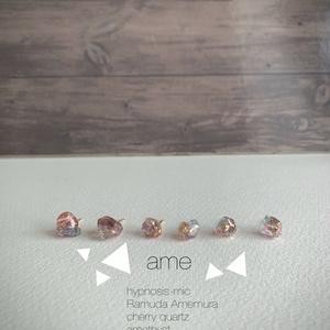 【ヒプマイ】ame pierce &earring
