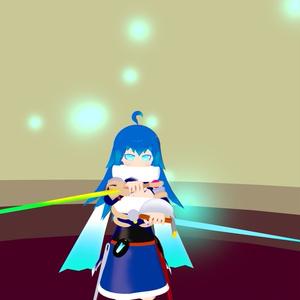 MOA-002 流星のスピカ 【3Dモデル】