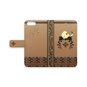 家紋ねこiPhoneケース
