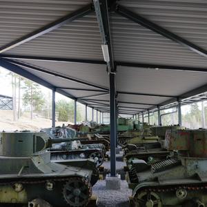 パロラ戦車博物館 シェルター工事記録写真集 -mission-