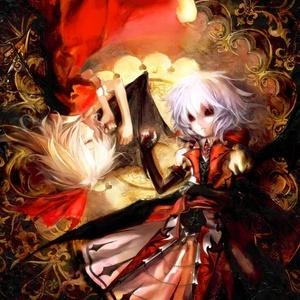【OST】魔城伝説 緋色の交響曲 オリジナルサウンドトラック 差し替えジャケット画像データ