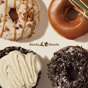Donuts Donuts / Duende Pianoforte
