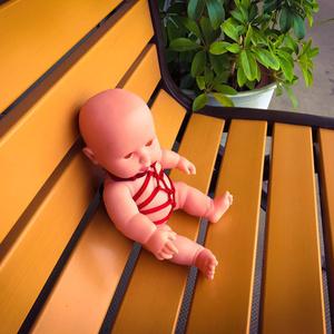 かわいい赤ちゃん奴隷人形(眼球有)