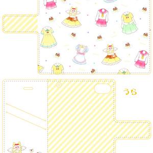 【受注生産】キラキラ☆プリキュア アラモード*キュアカスタード/iPhoneケース