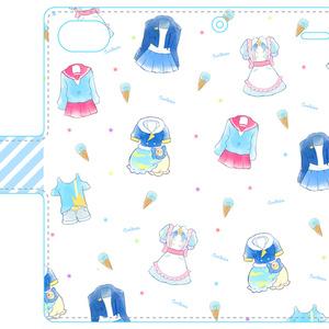 キラキラ☆プリキュア アラモード*キュアジェラート/iPhoneケース