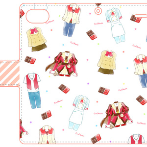 キラキラ☆プリキュア アラモード*キュアショコラ/iPhoneケース