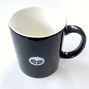 メガネフクロウマグカップ