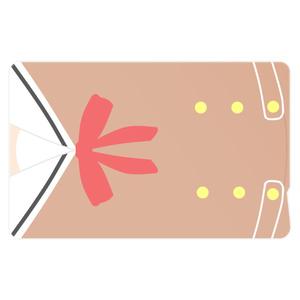 バンドリ!冬制服ICカードステッカー