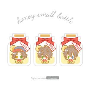 ☆はちみつ小瓶アクキー【ヒプマイ】