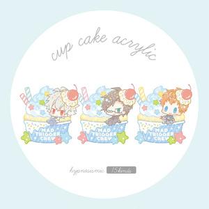 カップケーキアクキー【ヒプマイ】
